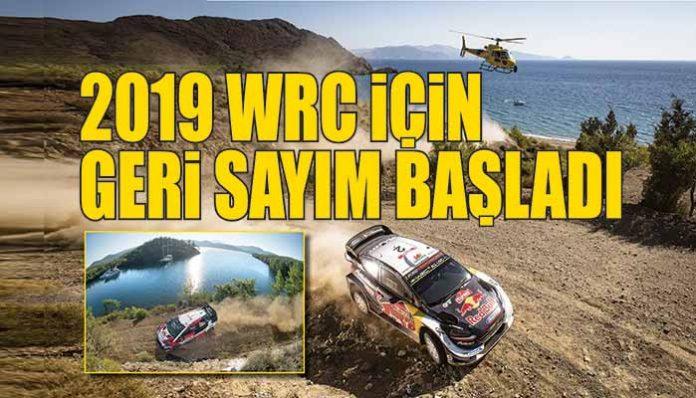 2019 WRC