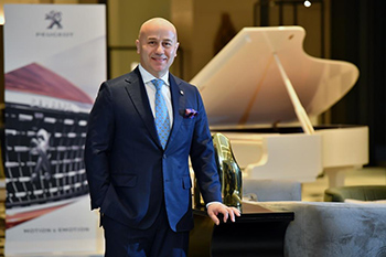 Peugeot Genel Müdürü_İbrahim Anaç