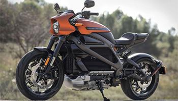 Harley Davidson_elektrikli
