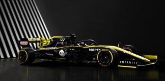 2019 Renault R.S. 19...
