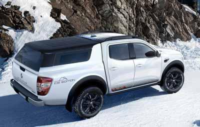 2019 - Show-car Alaskan ICE Edition
