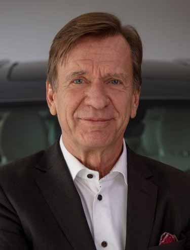 Hakan Samuelsson, Volvo Cars CEO