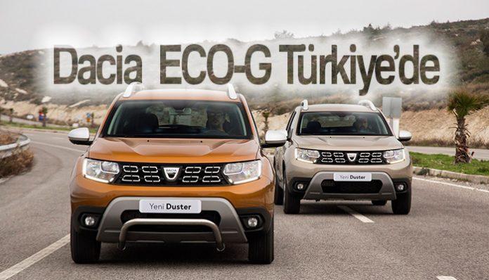 Dacia ECO-G Serisi