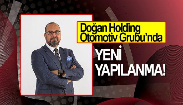 Doğan Holding Otomotiv Grubu Yeni Genel Müdürü