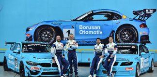 Borusan Otomotiv Motorsport Türkiye Pist Şampiyonası'na da katılıyor