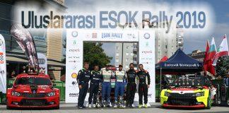 Uluslararası ESOK Rally 2019