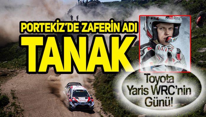 Toyota Gazzo Racing pilotu Ott Tanak