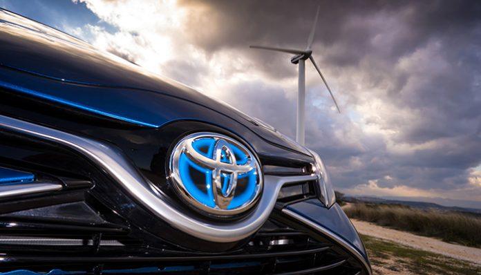 Toyota, çevreci kimliği ile geleceği şekillendiriyor