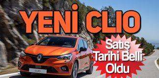 Yeni Renault Clio, Ekim'de pazara çıkıyor.