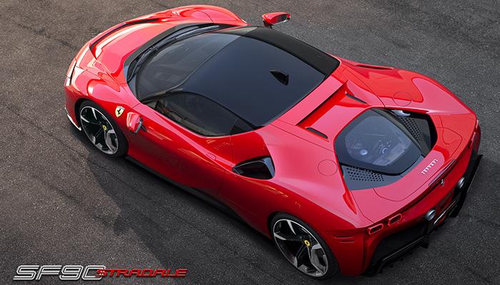 90 ° V8 turbo motor