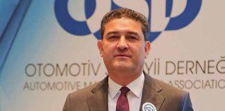 OSD Yönetim Kurulu Başkanı Haydar Yenigün,