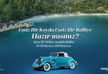 Tarihi Batı Anadolu Rallisi