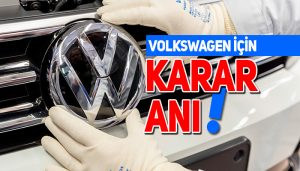 Volkswagen Türkiye'de Fabrika Kuracak mı?