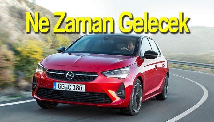 Yeni Nesil Opel Corsa