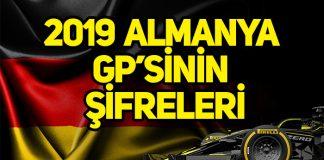 Formula 1 Almanya GP'si