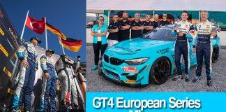 GT4 European Series Misano