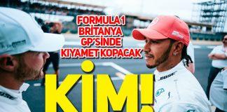 2019 Formula 1 Britanya GP'si