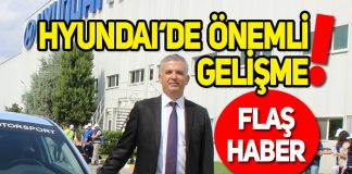 Önder Göker,31 Temmuz 2019 itibariyle Hyundai Assan'dan ayrıl