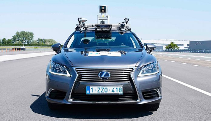 Toyota Otonom Sürüş Teknolojisi