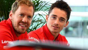 Sebastien Vettel Racing Poing ile anlaştı!