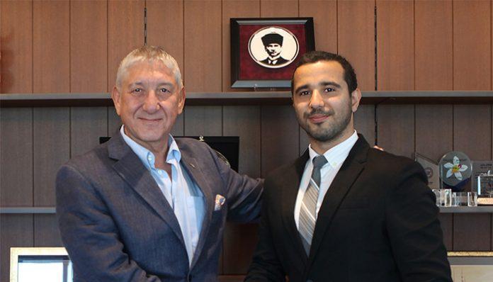 'Bir Gün CEO' programında Selim Şiper'in konuğu Fırat Can Dikme