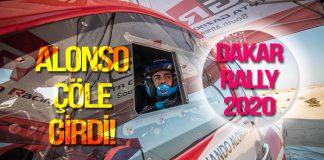 Toyota'nın yarış takımı TOYOTA GAZOO Racing ve Fernando Alonso