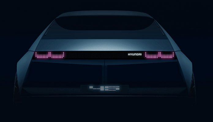 Hyundai'nin elektrikli konsepti 45, Frankfurt'ta sahne alacak