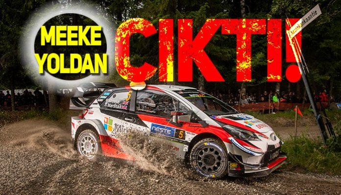 Kris Meeke, Toyota'nın planlarını bozdu!