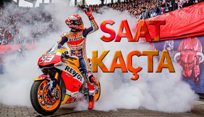 MotoGP İngiliz Grand Prix'si saat kaçta