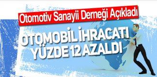 Türkiye Otomotiv Sektörü