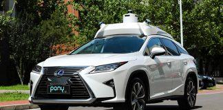 """Toyota,""""robotaksi"""" yaratıcısı ile otonom sürüşe odaklandı!"""