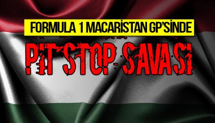 Formula 1 Macaristan GP'sinin şifreleri belli oldu!