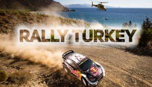 Turkiye Rallisi'nın programı belli oldu!