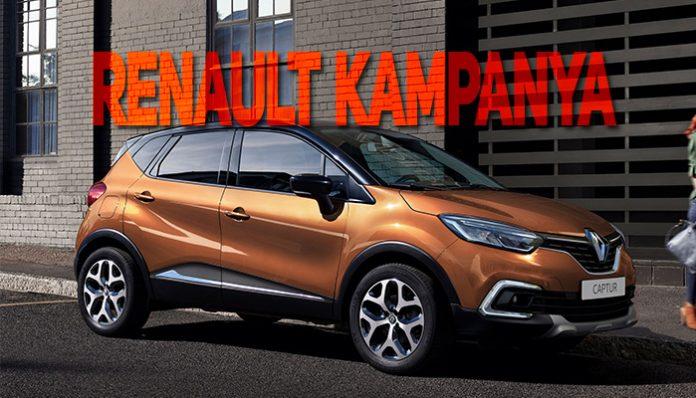 Renault Ağustos ayı kampanya fırsatları ve fiyat listesi belli oldu