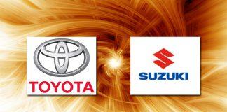 Toyota ve Suzuki İşbirliğine gidiyor