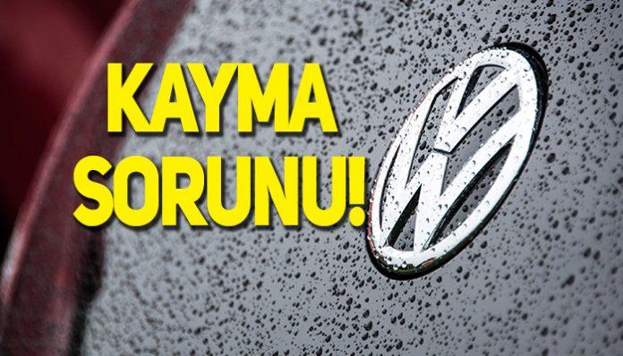 Volkswagen 679 bin aracını geri çağırıyor!