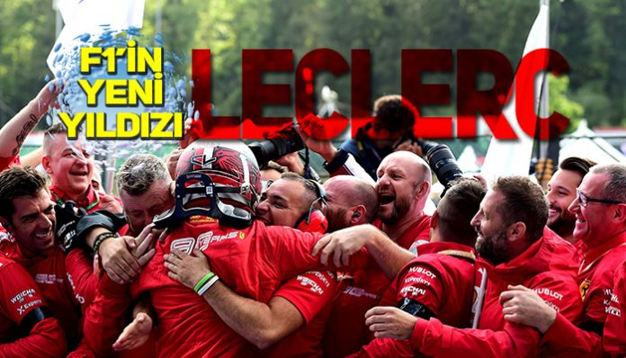 Ferrari yıldızını buldu: Charles Leclerc