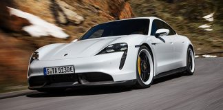 Porsche Taycan için, üç kıtada aynı anda dünya prömiyeri yapıldı!