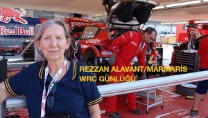 Turkiye Rallisi 2019-Rezzan Alavant