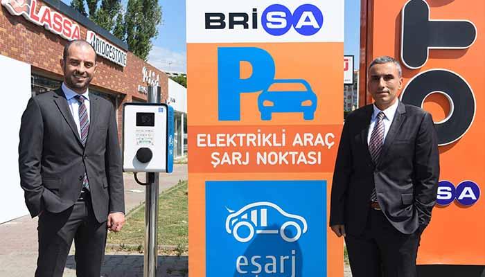 Elektrikli araçların şarj istasyonu ihtiyacına yeni çözüm ...