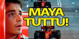 Formula 1 Singapur GP'sinde pole pozisyon Leclerc'in