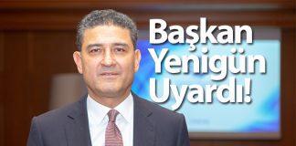 OSD Yönetim Kurulu Başkanı Haydar Yenigün