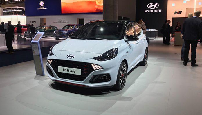Almanya'ya İzmitli Hyundai i10 ile Türkiye Damgası