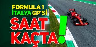 F1 İtalya GP'si