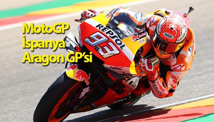 MotoGP İspanya Aragon GP'si