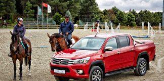 Toyota Hilux için Eylül ayına özel kampanya