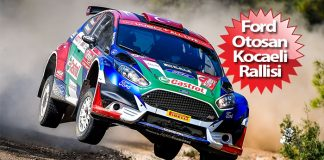 Ford Otosan 37.Kocaeli Rallisi'nde 63 ekip start alacak!