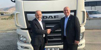 Gülsan Taşımacılık tercihini DAF Trucks'tan yana kullandı