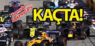 Formula 1 Japonya GP'si saat kaçta, hangi kanal canlı yayınlayacak!