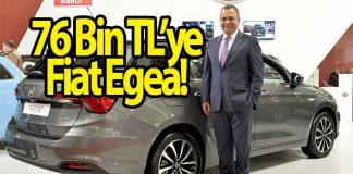 Fiat'tan hem otomobil hem de ticari araçta yılın fırsatı!